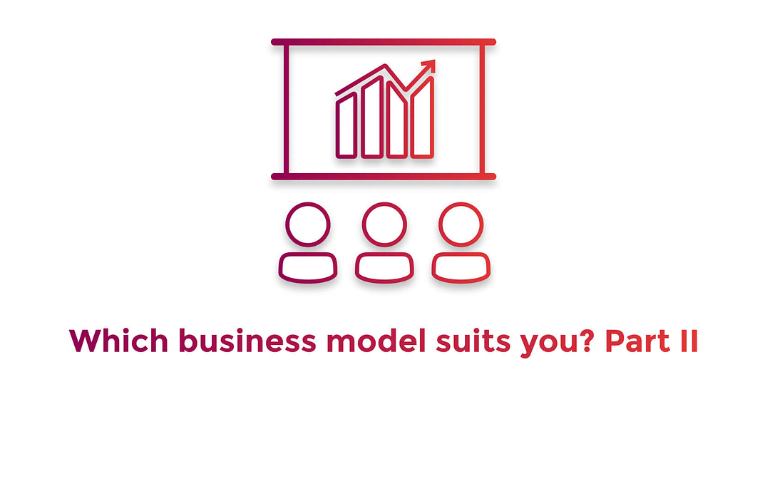 Business Models: A Few More To Consider