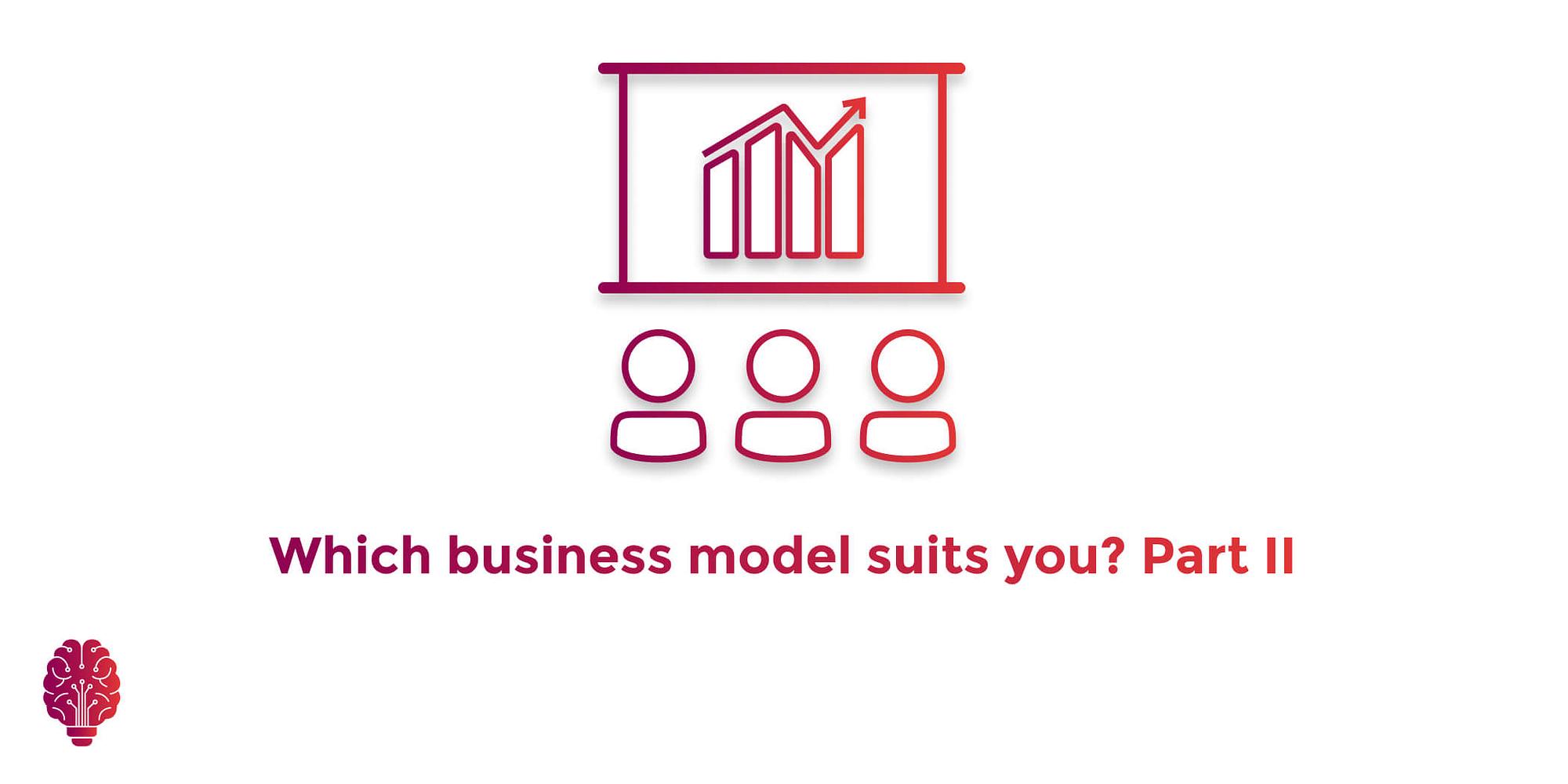 Startup Business models